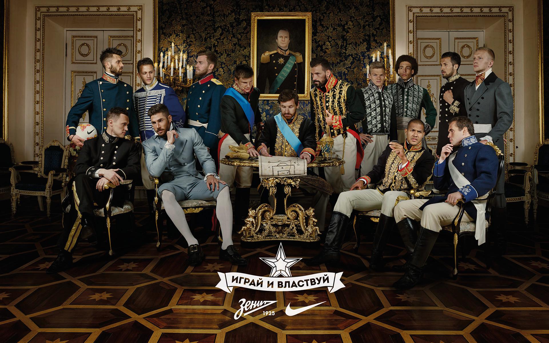 Современная жизнь итальянской аристократии фото