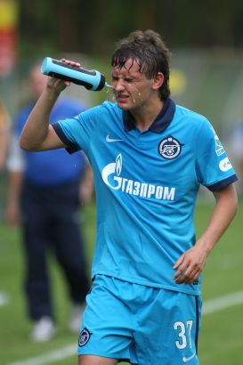 Первенство молодежных составов 2010 года. Матч  ФК