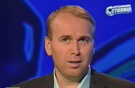 Запись программы «Футбольная столица» телеканала «НТВ—Петербург»(эфир 23.08.2010).