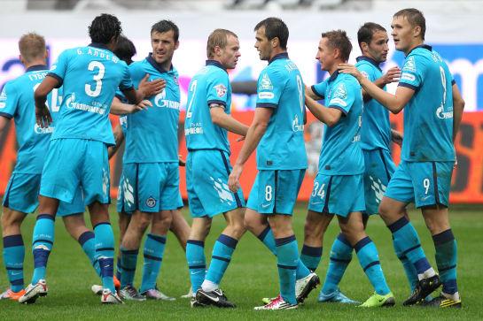 Чемпионат России 2010 года,19 тур. Футбольный матч Локомотив(М)