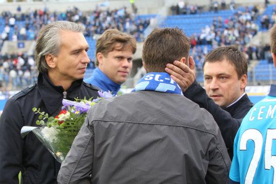 ЧР 2010, Зенит-Томь
