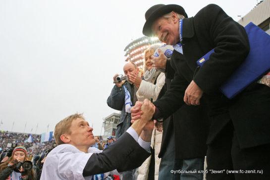 "ФК ""Зенит"" / Александр Горшков, Иван Краско"