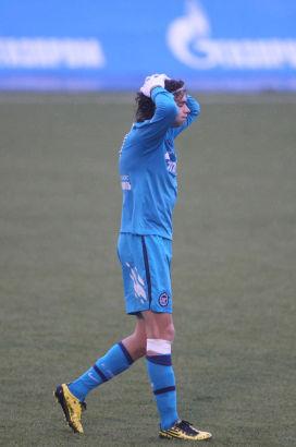 Первенство молодежных составов 2010 года. 27 тур, футбольный матч Зенит(м) - Ростов(м)