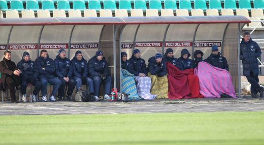Первенство молодежных составов 2010 года. 29 тур, матч Рубин(м) - Зенит(м)