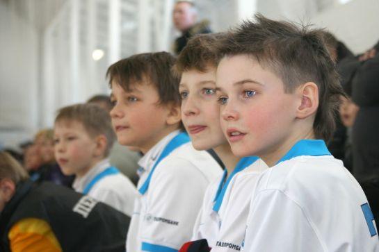 Турнир в Кировске U-10