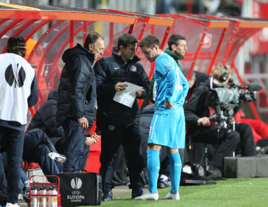 Лига Европы УЕФА 2010/2011, Матч Твенте:Зенит