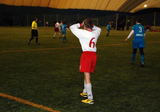 Чемпионат филиалов U-12: второй день
