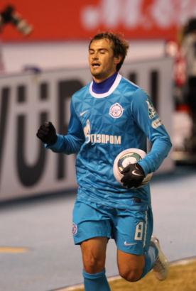 Чемпионат России  2011\2012. Матч Зенит - Анжи