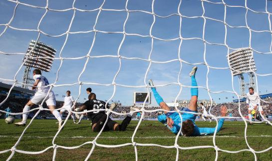 Чемпионат России 2011, Матч Зенит-Крыля Советов