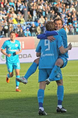 Товарищеский матч  Зенит - Бавария