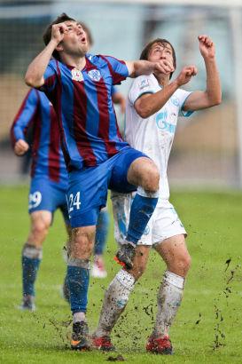 Чемпионат России 2011/2012,Волга(НН)-Зенит