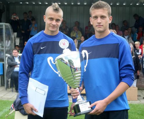Международный турнир в Голландии. Команда Академии 1995 года рождения