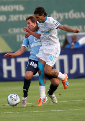 Чемпионат России 2011/2012, Крылья Советов-Зенит