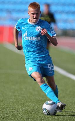Первенство молодежных составов 2011-12, 23-й тур, матч Зенит - Краснодар