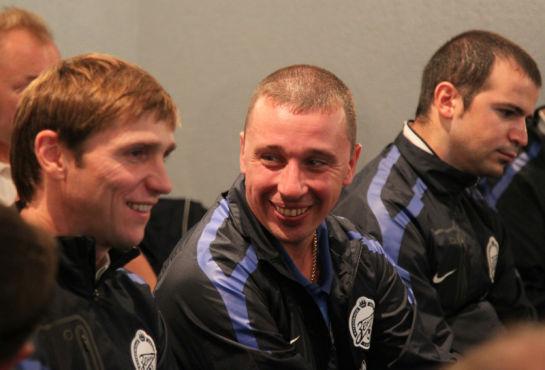 Встреча Лучано Спаллетти с тренерами и руководством Академии «Зенита»