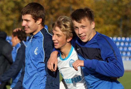 Финал Кубка Санкт-Петербурга среди детско-юношеских школ