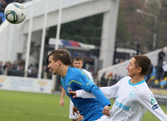 Матч 28-го тура СОГАЗ-Чемпионата России 2011/2012 «Ростов»— «Зенит»