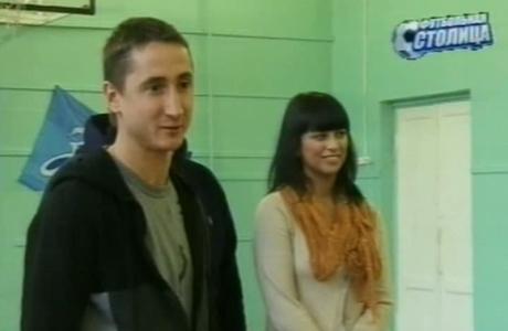 Программа «Футбольная столица» телеканала «НТВ—Петербург» (эфир от 21.11.2011)