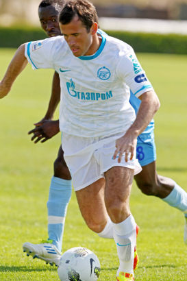 Товарищеский матч 2012: Зенит - Шуртан