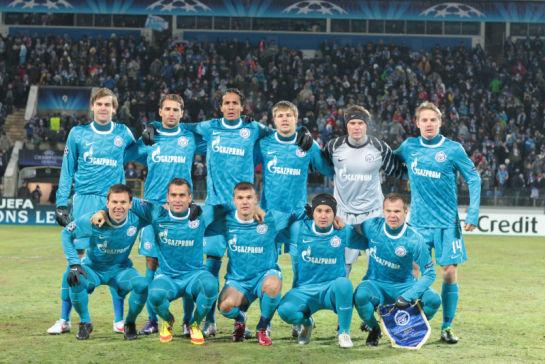 Лиги чемпионов УЕФА 2011/2012, Зенит-Бенфика
