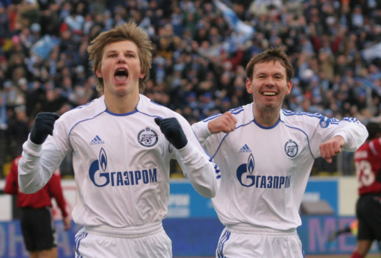 Чемпионат России 2007, 29 тур Зенит - Москва
