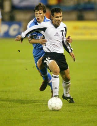 Чемпионат Росси по футболу 2004. 23 тур. ФК