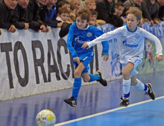 Турнир Hallenfussballcup2012