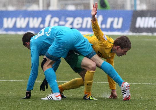 Турнир молодежных команд клубов Премьер-лиги, «Зенит»-«Кубань»