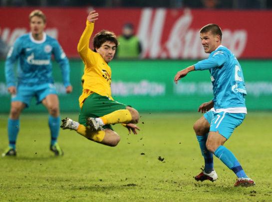 Матч 33-го тура СОГАЗ-Чемпионата России, Зенит-Кубань