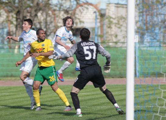 Турнир молодежных команд клубов Премьер-лиги, 10-й тур, «Кубань» - «Зенит»