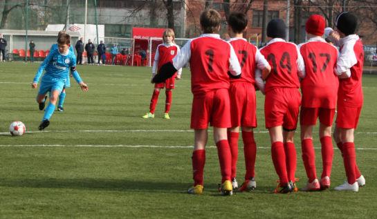 Чемпионат Санкт-Петербурга,  матч Локомотив - Академия