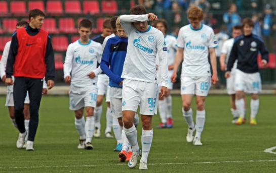 Турнир молодежных команд клубов Премьер-лиги, 12-й тур, «Рубин» — «Зенит»