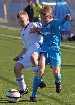Чемпионат СПБ: Зенит - СДЮШОР