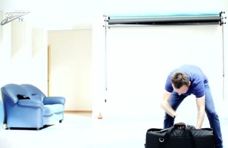 Бэкстейдж клубной фотосессии сине-бело-голубых