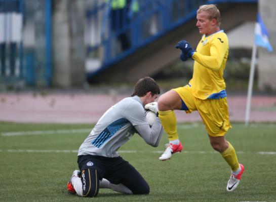 Первенство среди молодежных команд 2012 ФК«Зенит» - ФК«Ростов»