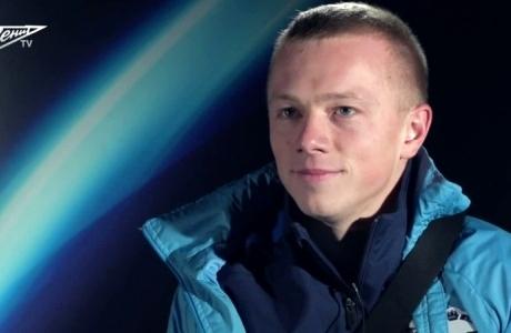 Интервью Рената Янбаева после матча с ЦСКА