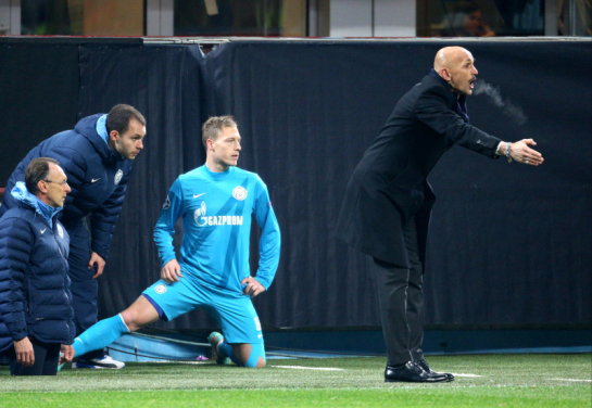 Лига чемпионов УЕФА 2012/2013. «Милан»— «Зенит»