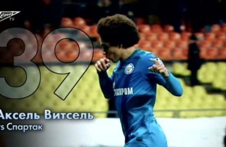 Голы «Зенита» в сезоне-2012/13: часть 4