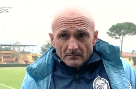 Интервью Лучано Спаллетти после матча «Зенит»— «Прато»