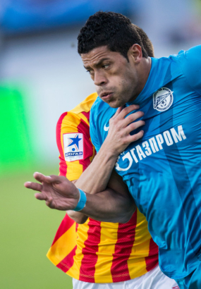 Чемпионат России 2012/2013, «Зенит»— «Алания».
