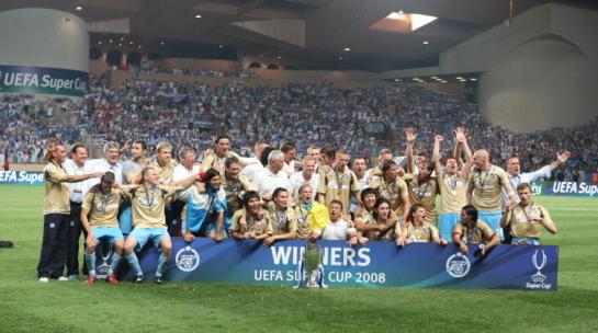 Суперкубок УЕФА (UEFA), финал, ФК « Манчестер Юнайтед» — ФК «Зенит».