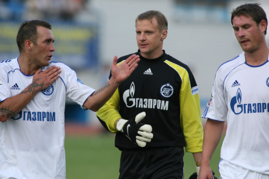 Кубок России 2007, Динамо (Брянск) — Зенит (Санкт-Петербург)