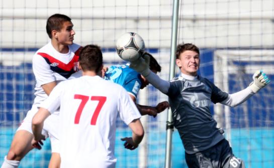 Первенство команд второго дивизиона, зона «Запад», «Зенит-2»— «Север» <br />