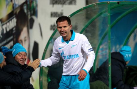 СОГАЗ-Чемпионата России 2013/2014, «Томь» — «Зенит»