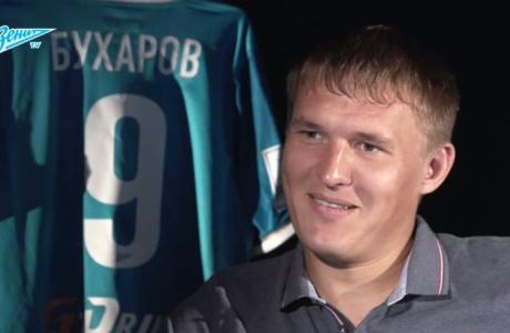 #Ask на «Зенит-ТВ»: Александр Бухаров