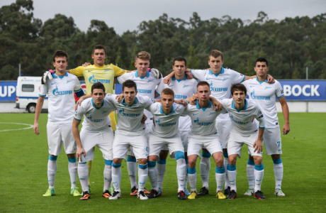 Юношеская Лига Чемпионов УЕФА 2013/2014,  «Порту» — «Зенит»