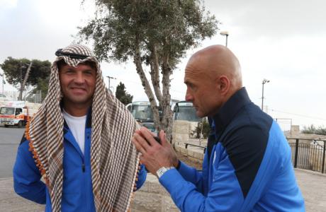 Сборы в Израиле: экскурсия по Иерусалиму
