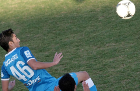 Товарищеский матч «Зенит»-2-«Униао» (Бразилия)