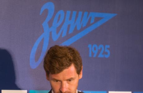 Представление нового главного тренера Андре Виллаш-Боаша