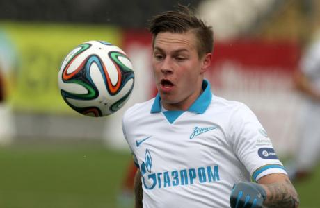 Первенство России среди молодежных команд «Амкар» — «Зенит»